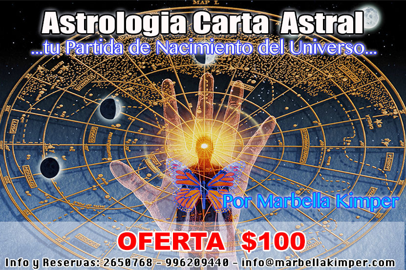 Astrologia - Oferta Carta Astral