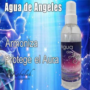 Aromaterapia Agua de Angeles